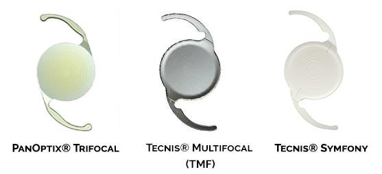 Multifocal IOL
